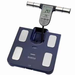 Omron Body Composition Monitor BMI BF511 Dark Blue