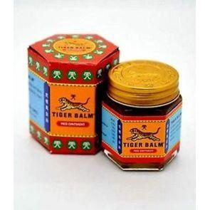 Tiger balm Red (camphor, cajuput oil, clove oil, levomenthol) ointment 30g