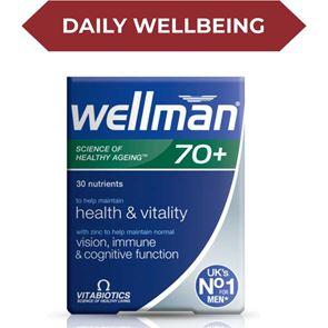 Wellman 70 + Tablets