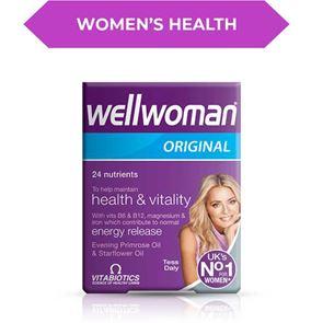 Wellwoman Original Capsules